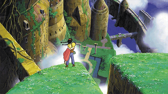 Image from Toronto Anime Film Festival presents: Castle in the Sky