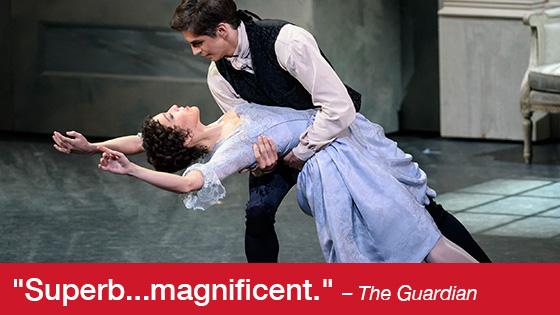 Image from The Royal Ballet: Frankenstein
