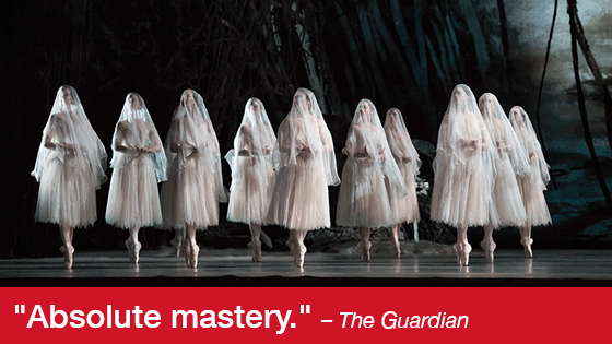 Image from The Royal Ballet: Giselle