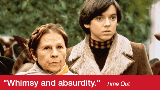 Image from Harold and Maude