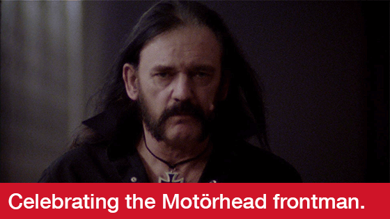 Image from Live Fast, Die Old: A Tribute to Lemmy