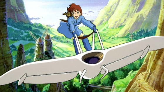 Image from Toronto Anime Film Festival Presents: Nausicaa of the Valley of the Wind