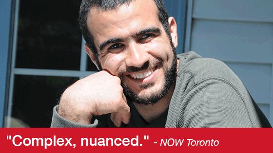 Image from Guantanamo's Child: Omar Khadr