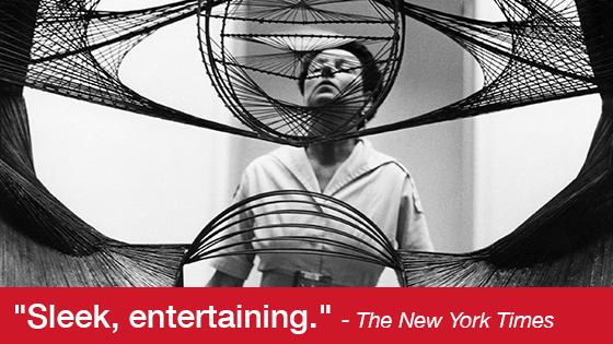 Image from Peggy Guggenheim: Art Addict