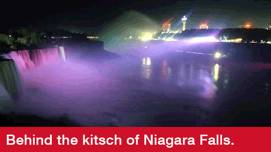 Image from Discover Ontario: The Falls