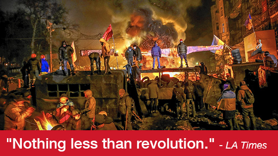 Image from Winter on Fire: Ukraine's Fight for Freedom