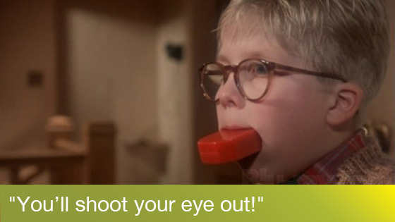 Image from A Christmas Story