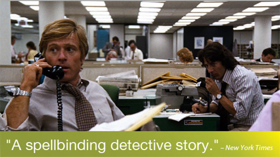 Image from Alternative Facts Survival Guide: All the President's Men