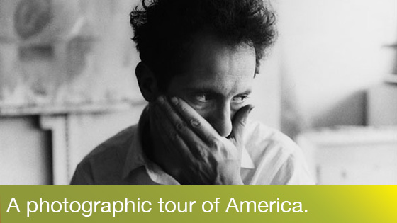 Image from The Great Photographers Series: An American Journey: In Robert Frank's Footsteps