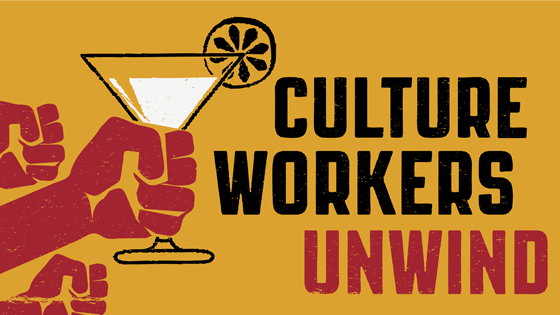 Image from Culture Workers Unwind: August Event