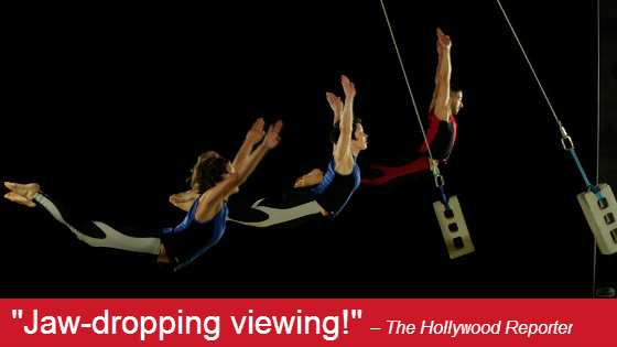 Image from Born to Fly: Elizabeth Streb Vs. Gravity