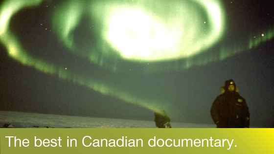Image from A Celebration of Canadian Documentary: presented by Hot Docs and POV Magazine