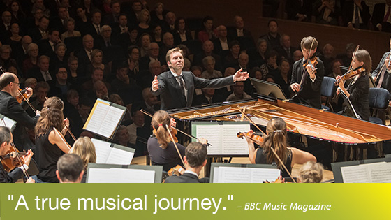 Image from Concerto – A Beethoven Journey
