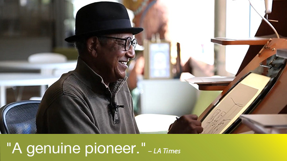 Image from Doc Soup Sundays: Floyd Norman: An Animated Life