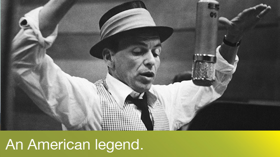 Image from Doc Soup Sundays: Frank Sinatra: The Voice of America