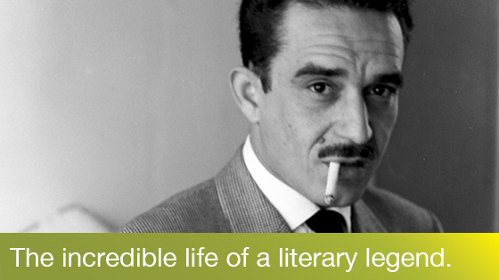 Image from Doc Soup Sundays: Gabo: The Creation of Gabriel Garcia Marquez