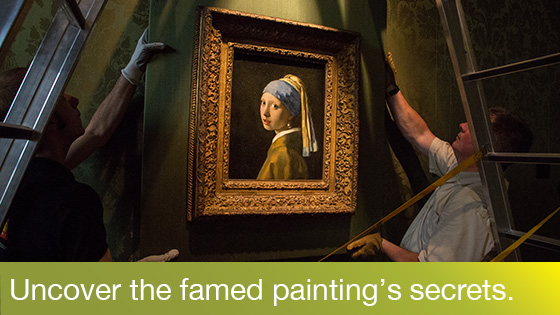 Image from Exhibition on Screen: Girl with a Pearl Earring – and other treasures from the Mauritshuis