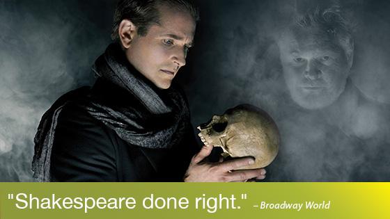 Image from Stratford Festival: Hamlet