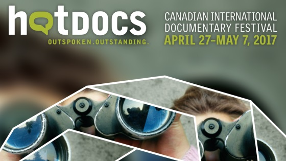 Image from 2017 Hot Docs Festival - April 27