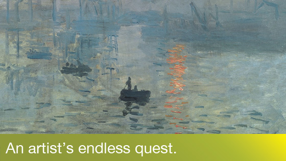 Image from Exhibition on Screen: I, Claude Monet