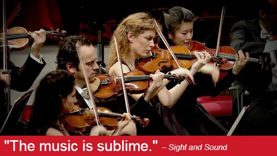 Image from Music on Film: In Search of Beethoven