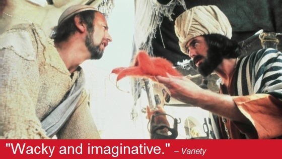 Image from Monty Python's Life of Brian