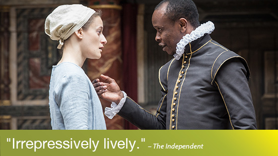 Image from Shakespeare's Globe On Screen: Measure for Measure