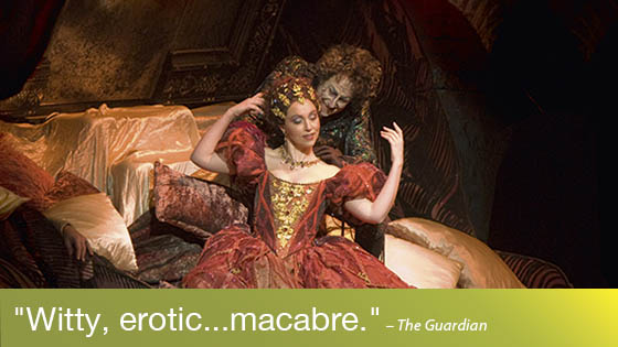 Image from Opera on Screen: Les Contes D'Hoffmann