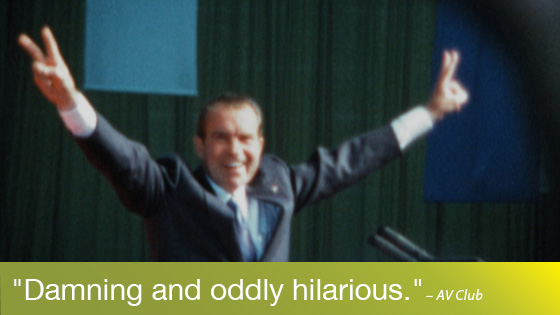Image from Alternative Facts Survival Guide: Our Nixon