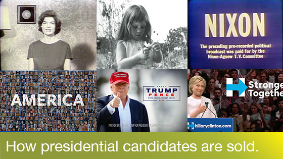 Image from Election 2016: Political Advertisement IX 1952–2016
