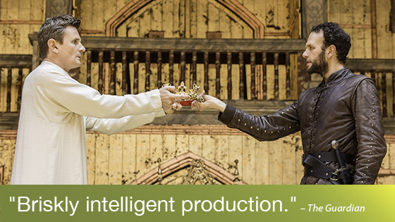 Image from Shakespeare's Globe on Screen: Richard II