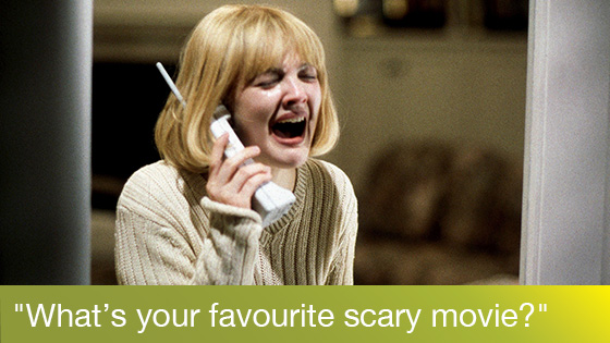 Image from Scream Quote-Along