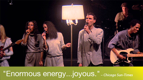 Image from Stop Making Sense