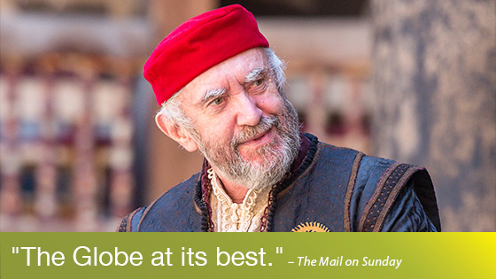 Image from Shakespeare's Globe On Screen: The Merchant of Venice