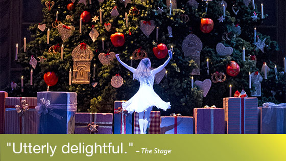 Image from Ballet on Screen: The Nutcracker