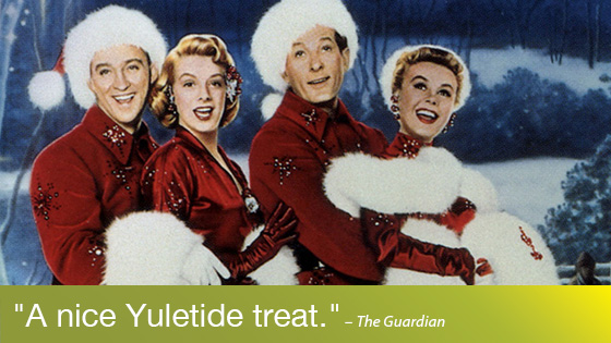 Image from White Christmas