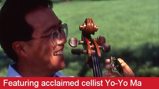 Image from Music on Film: Yo-Yo Ma: Inspired by Bach