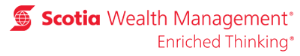 Scotia Wealth Management - Enriched Thinking logo
