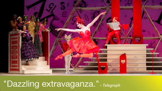 Image from Performance on Screen: Alice's Adventures in Wonderland
