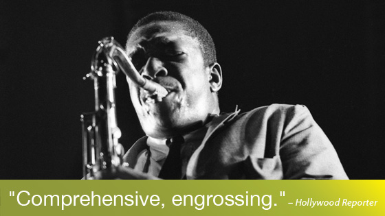Image from Chasing Trane: The John Coltrane Documentary