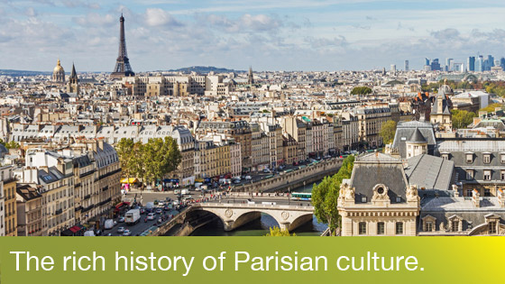 Image from Curious Minds: Learning from Paris: What 1,000 years of Parisian art, food and revolution have given us.