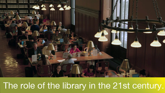 Image from Ex Libris: New York Public Library