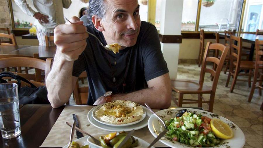 Image from In Search of Israeli Cuisine