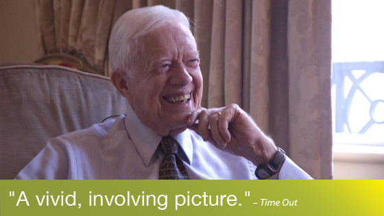 Image from The Documentaries of Demme (+1): Jimmy Carter: Man From Plains