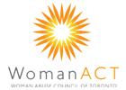WomanACT logo