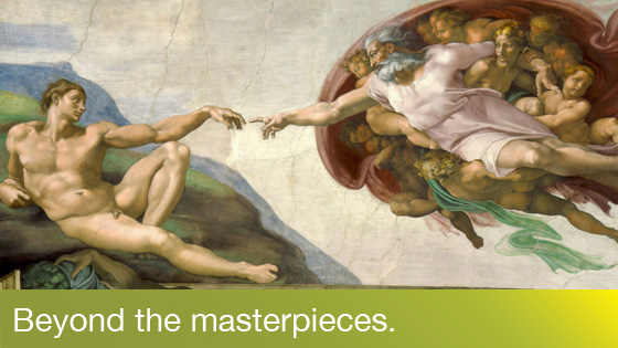 Image from Exhibition on Screen: Michelangelo: Love and Death