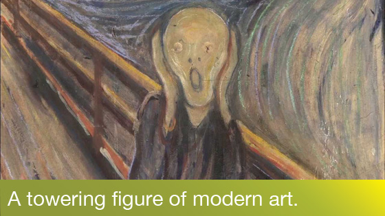 Image from Exhibition on Screen: Munch 150