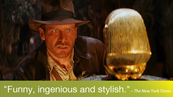 Image from Like Totally 80s: Raiders of the Lost Ark